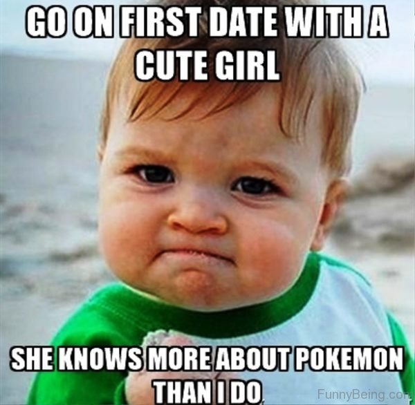Go On A First Date With A Cute Girl