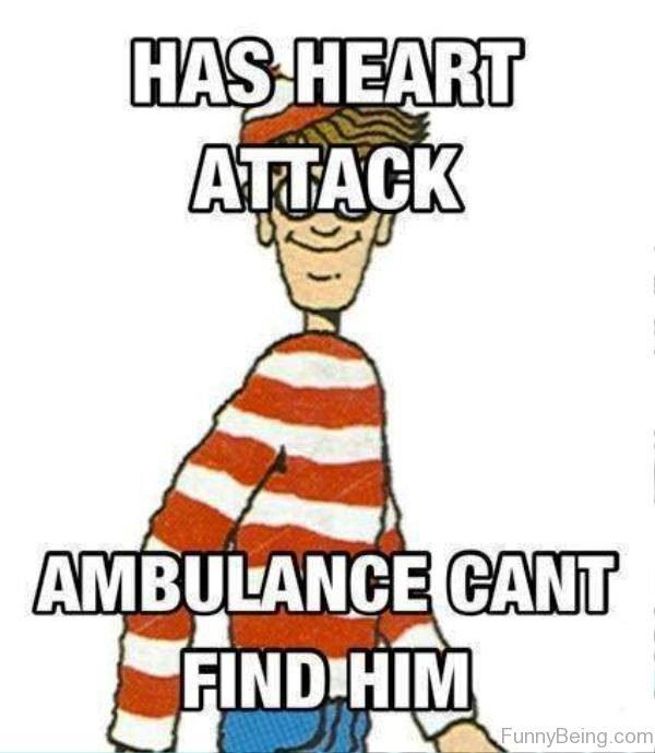 Has Heart Attack