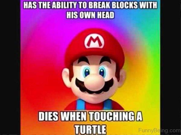 Has The Ability To Break Blocks