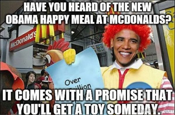 Have You Heard Of The New Obama