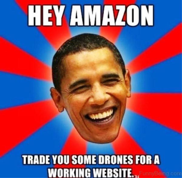Hey Amazon Trade You