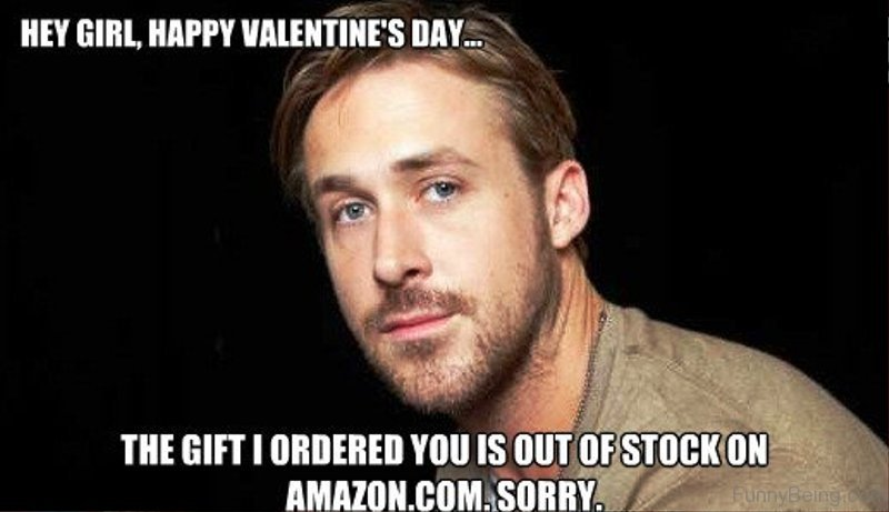 Hey Girl Happy Valentines Day 65 best valentines day memes for you