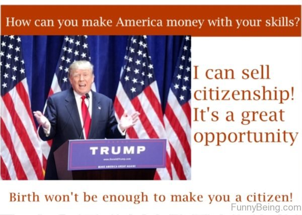 How Can You Make America Money