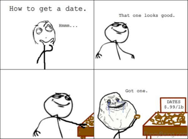 How To Get A Date