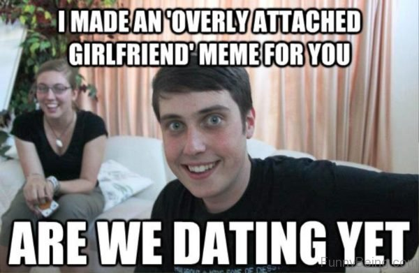 I Made An Overly Attached Girlfriend