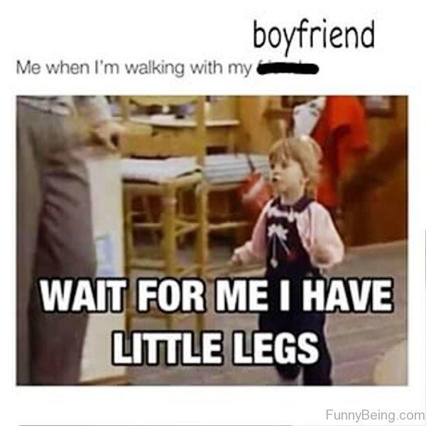 Me When Im Walking With My Boyfriend