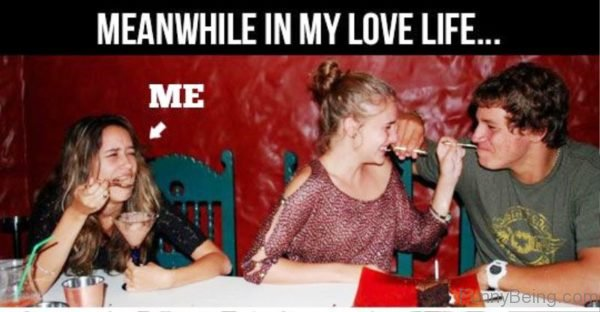 Meanwhile In My Love Life