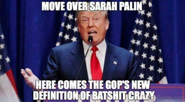 Move Over Sarah Palin