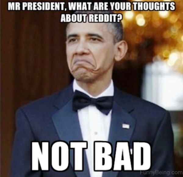 Mr President What Are Your Thoughts