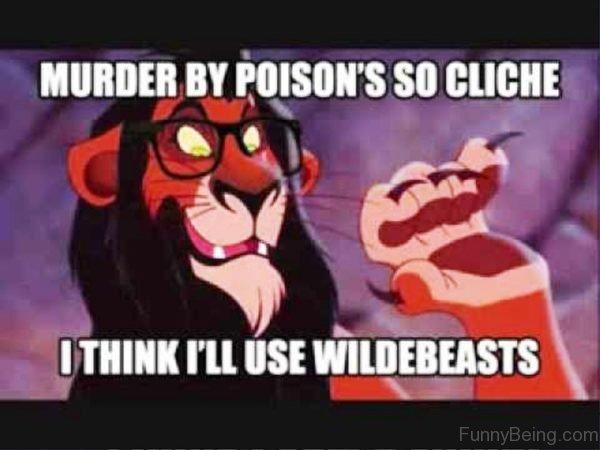 Murder By Poisons So Cliche
