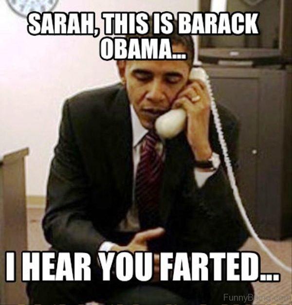 Sarah This Is Barack Obama