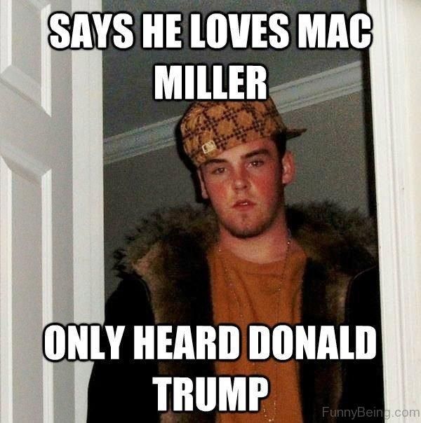 Says He Loves Mac Miller