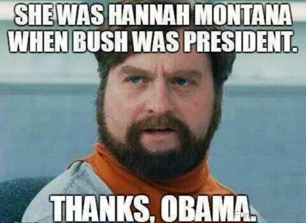 She Was Hannah Montana