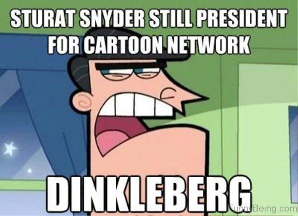 Sturat Snyder Still President For Cartoon Network