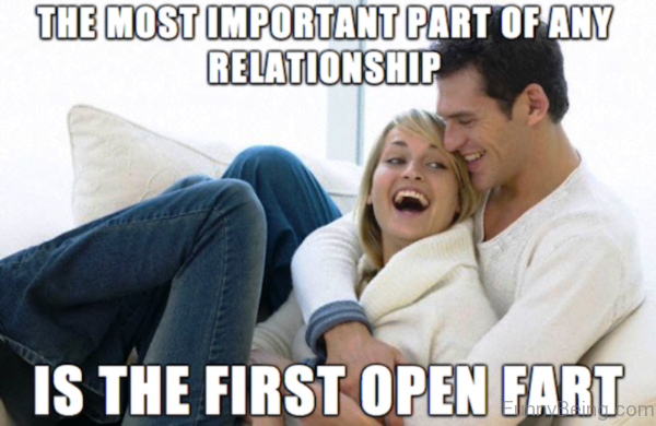 The Most Important Part Of Any Relationship