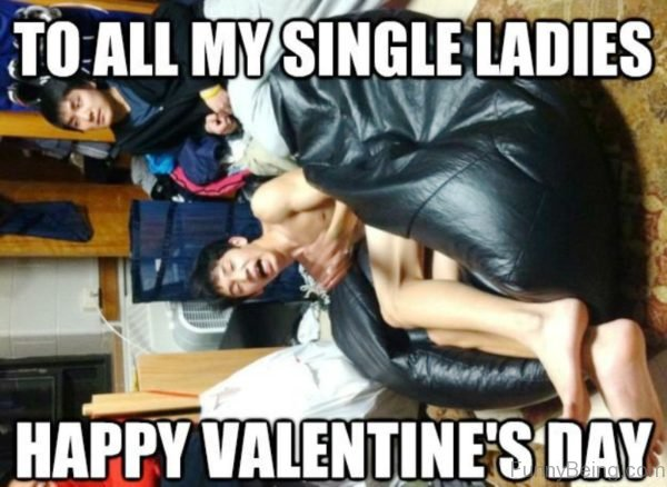 To All My Single Ladies