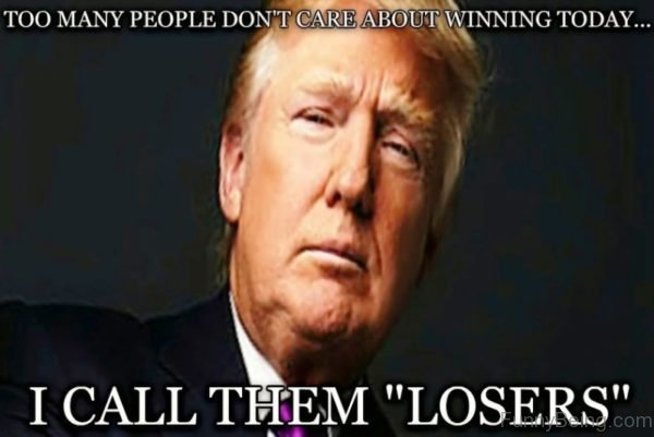 Too Many People Don't Care About Winning