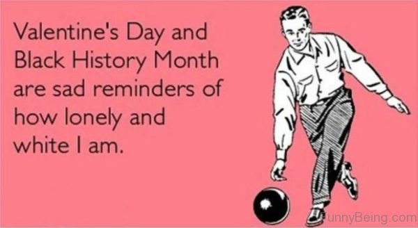Valentines Day And Black History Month