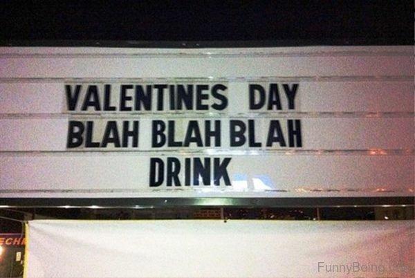 Valentines Day Blah Blah