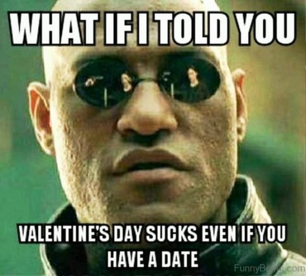 What If I Told You Valentines Day