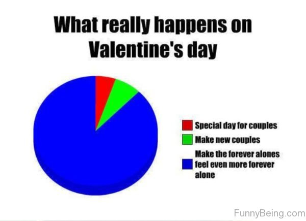 What Really Happens On Valentines Day