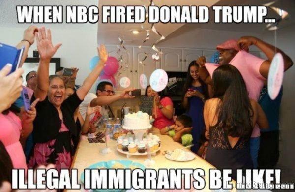 When NBC Fired Donald Trump
