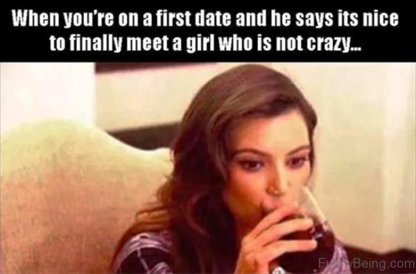 When You re On A First Date