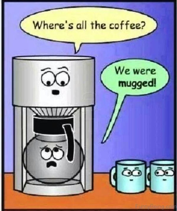 Wheres All The Coffee