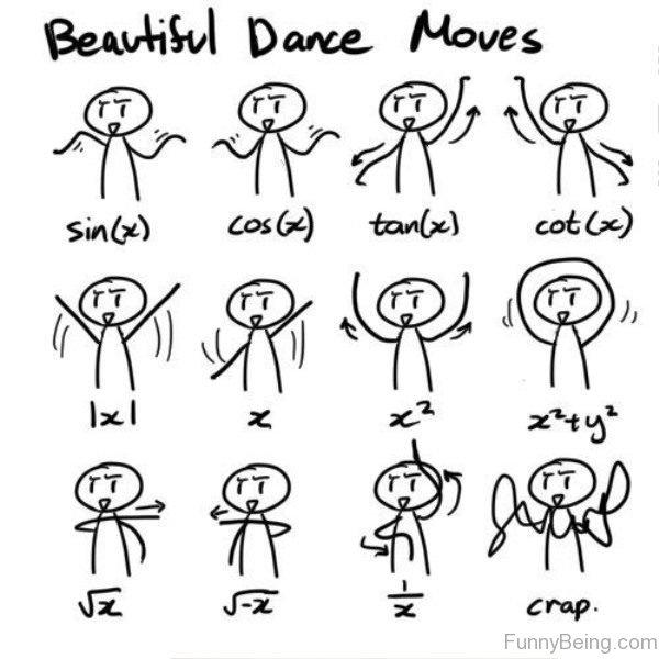 Beautiful Dance Moves