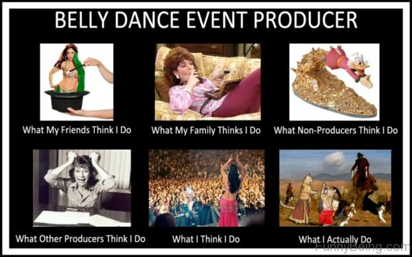 Belly Dance Event Producer