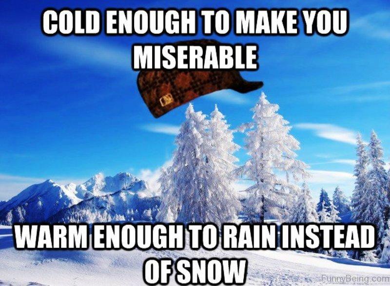 80 Super Cool Winter Memes