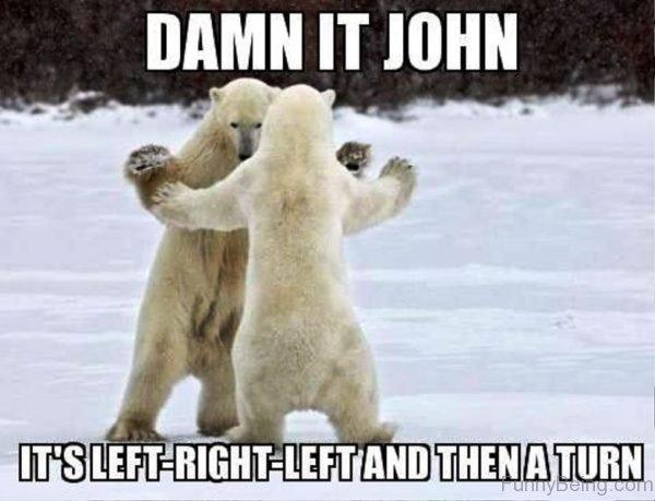 Damn It John