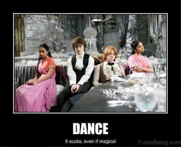 Dance It Sucks Even If Magical