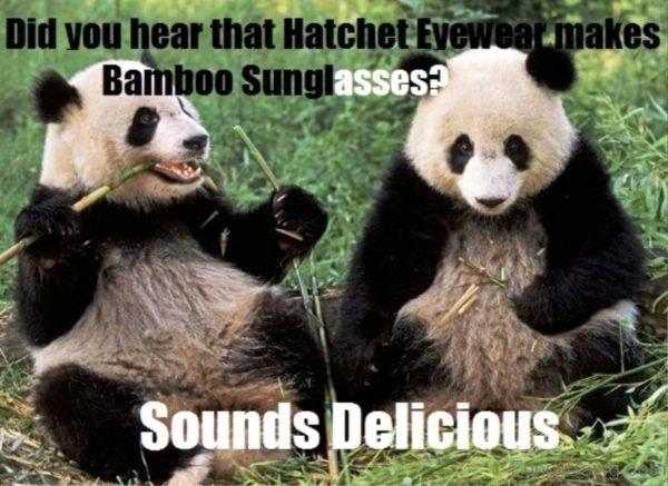 Did You Hear That Hatchet Eyewear