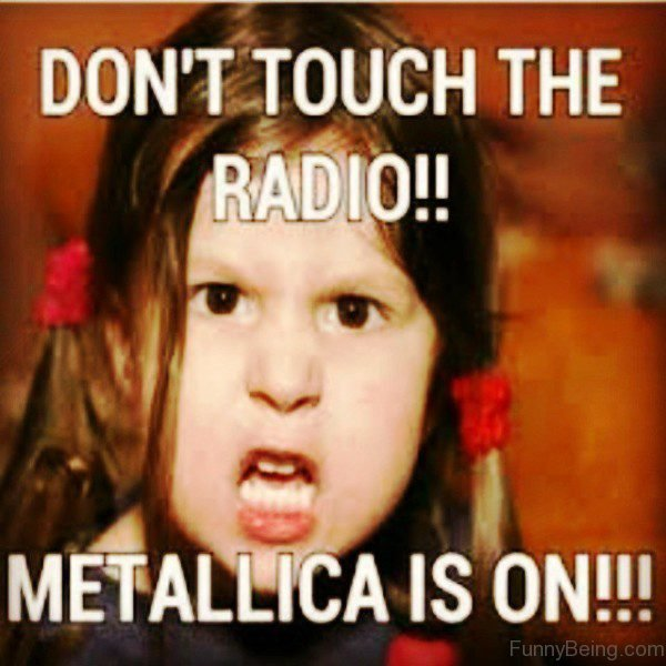 Dont Touch The Radio