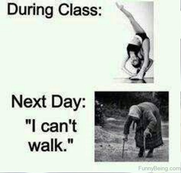 During Class