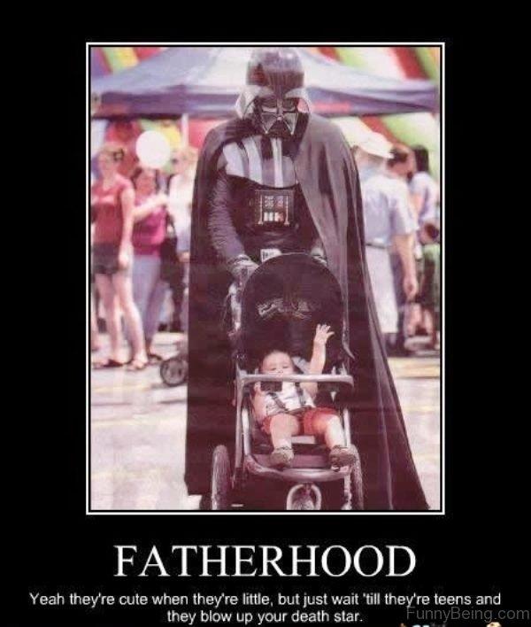 Fatherhood Yeah They re Cute
