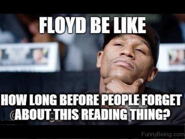 Floyd Be Like