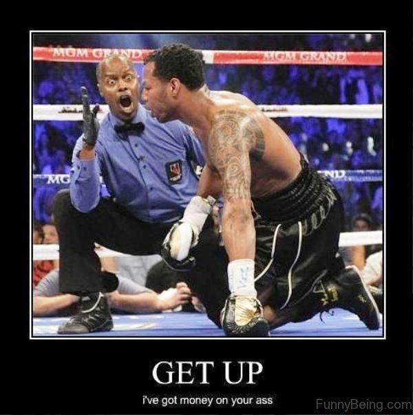 Get Up Ive Got Money