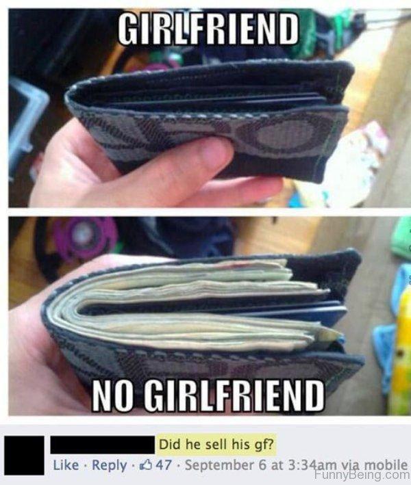 Girlfriend Vs No Girlfriend