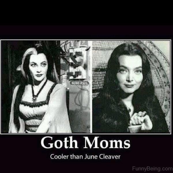 Goth Moms