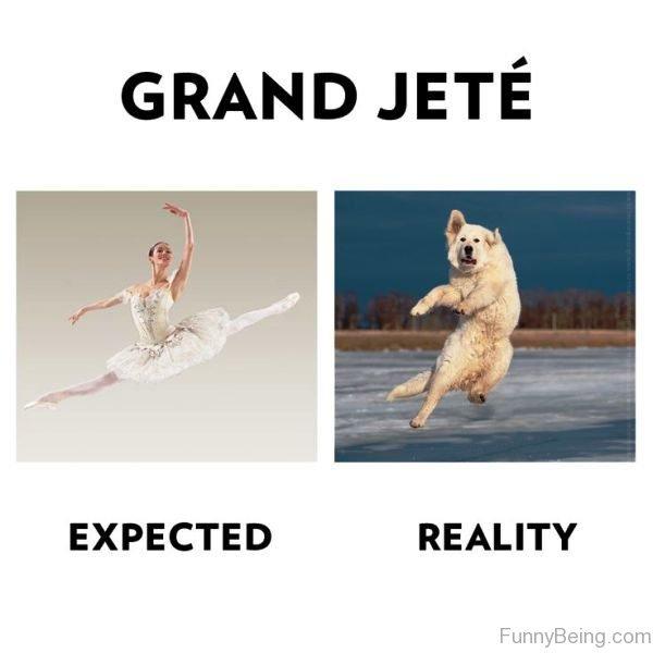 Grand Jete