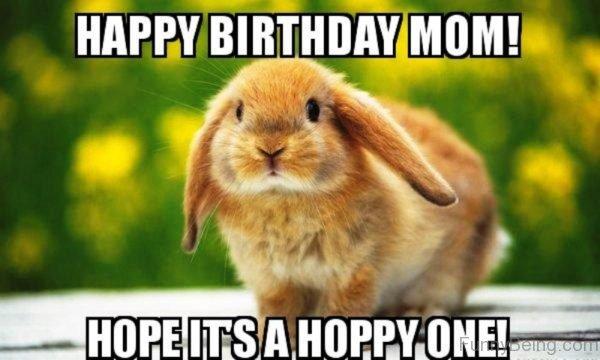 Happy Birthday Mom Hope Its A Hoppy One