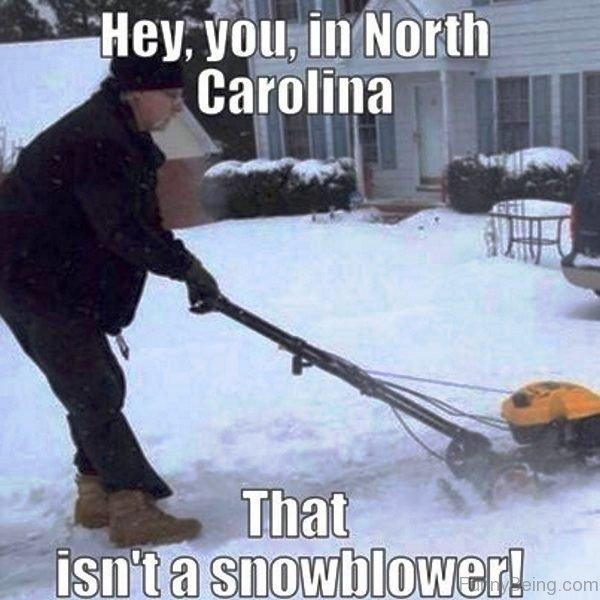 Hey You In North Carolina