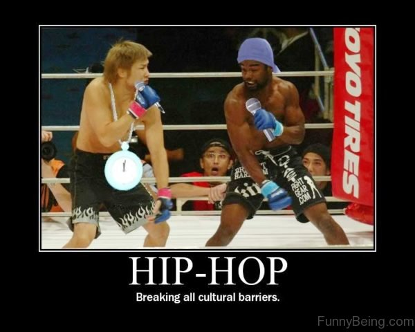 Hip Hop Breaking All Cultural Barriers