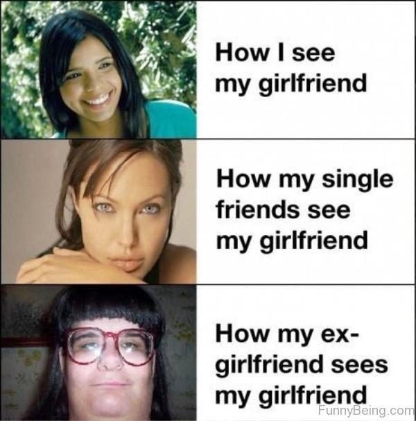 How I See My Girlfriend