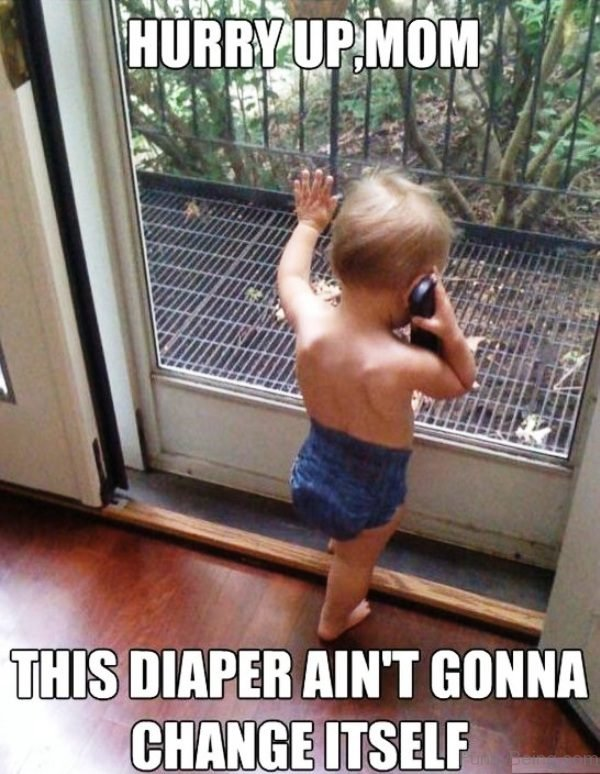 Hurry Up Mom
