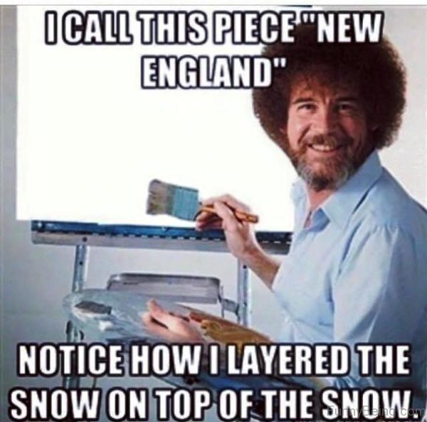 I Call This Piece New England