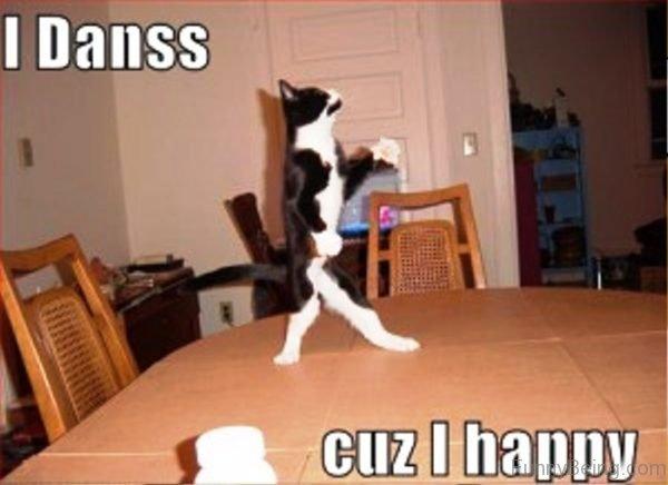 I Dance Coz I Happy