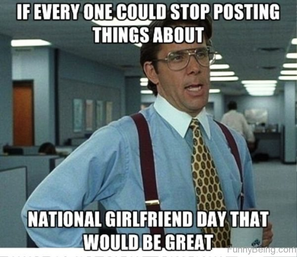 If Everyone Could Stop Posting Things About